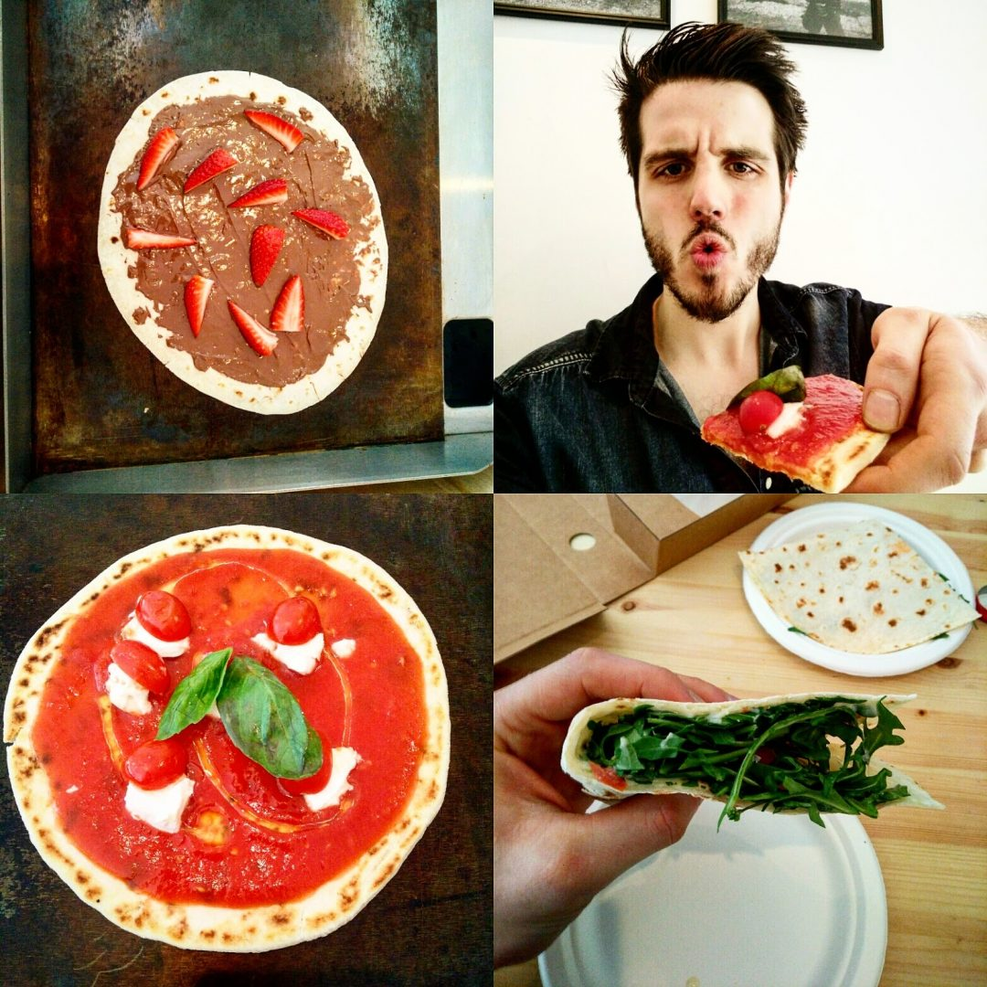 The Piadina Project - Veggie LAD