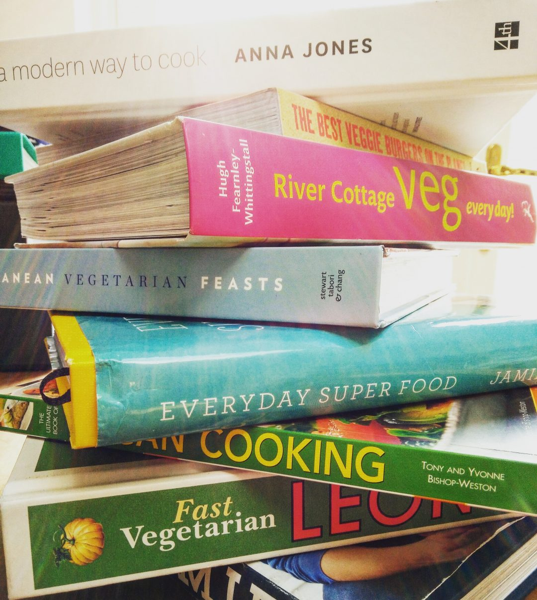 Veggie LAD Top 10 Cookbooks