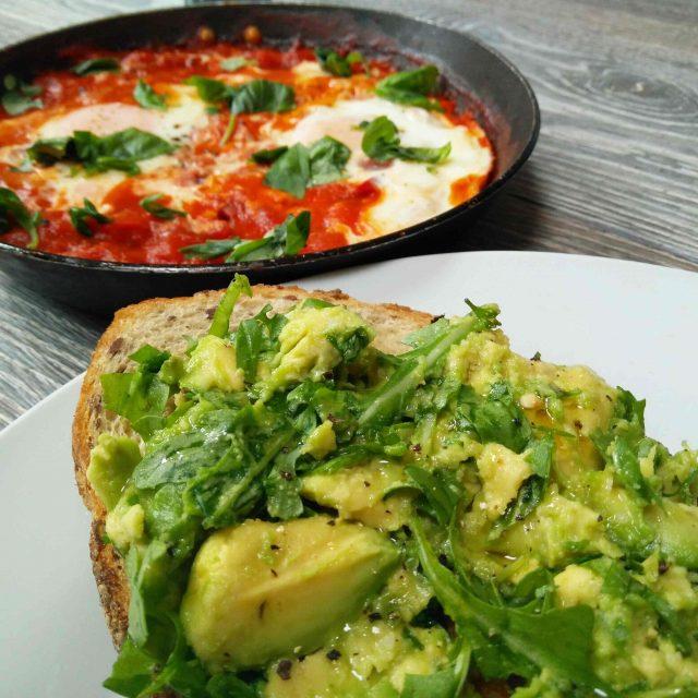 Huevos Rancheros Recipe Veggie LAD
