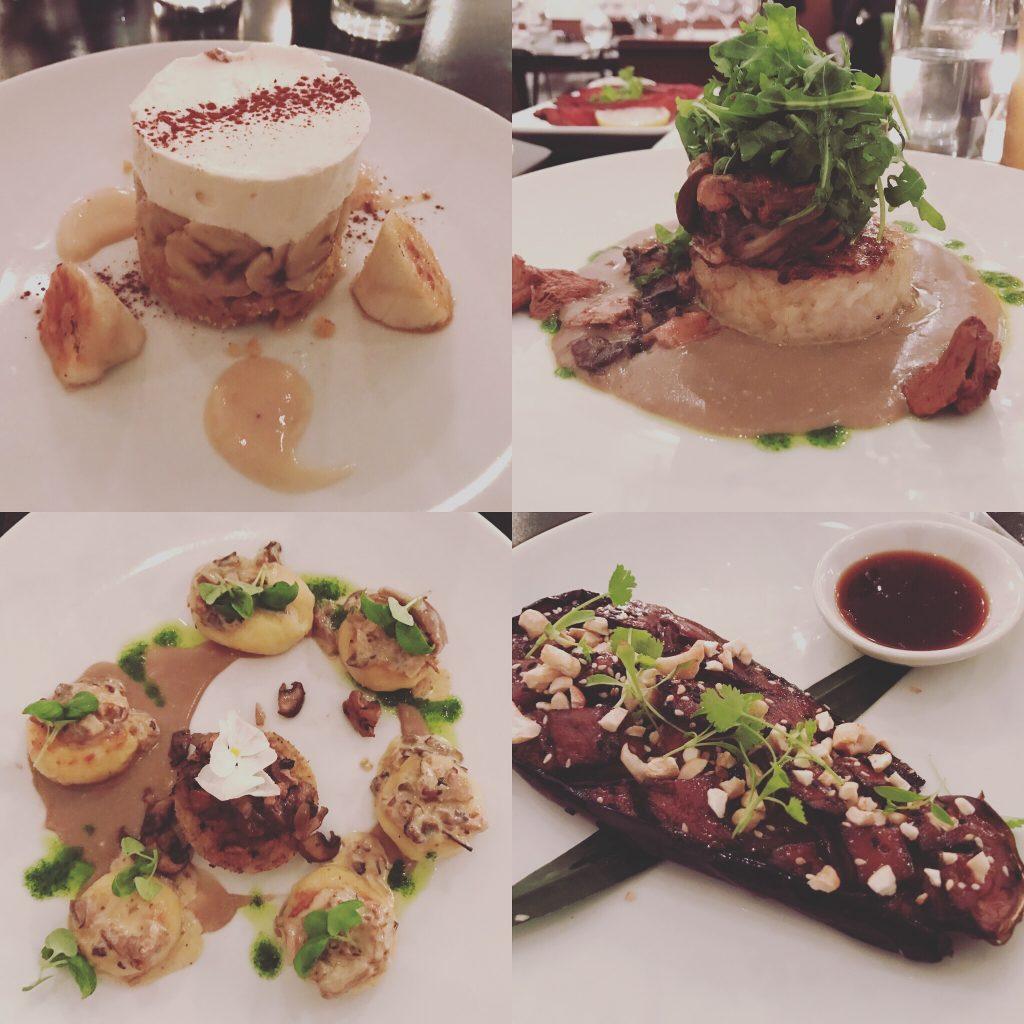 The Gate Restaurant Veggie LAD Review