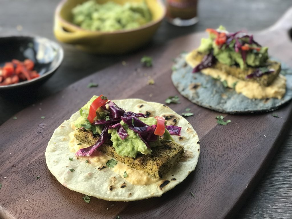 To-Fish Vegan Tacos Veggie LAD