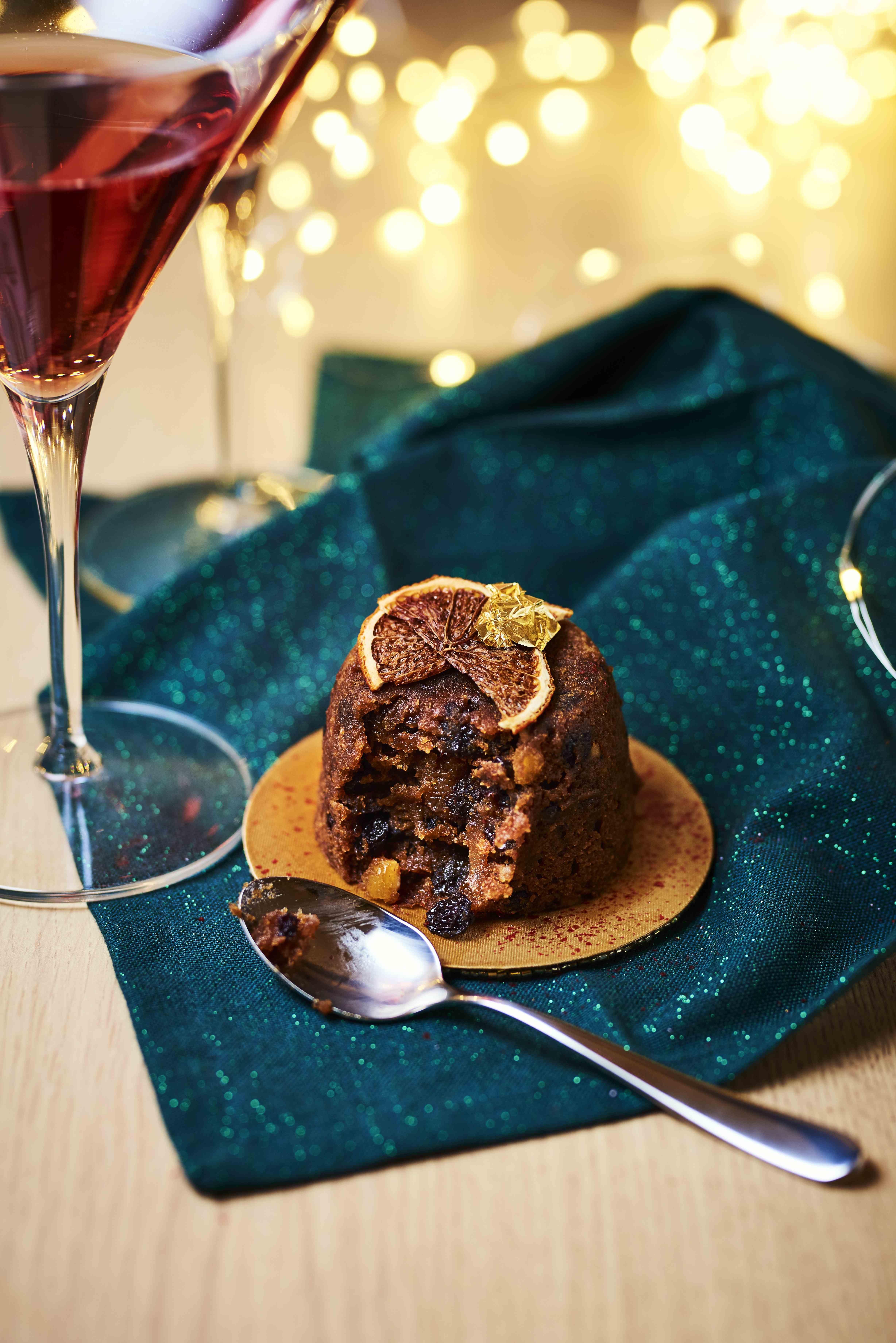 Vegan Christmas Pudding Recipe